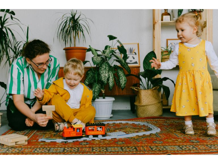 Η σημασία του παιχνιδιού για τα παιδιά