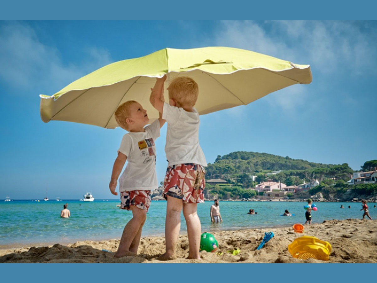 Παιδί και ήλιος..!! Πώς μπορούμε να προστατευθούμε σωστά;