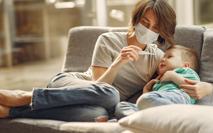 Γρίπη στα παιδιά – Προφύλαξη, συμπτώματα και θεραπεία.